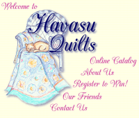 Pop On Over To Havasu Quilts