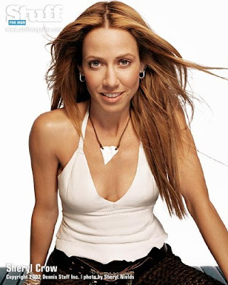Sheryl Crow sexy Wallpaper