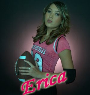 Erica Top Football player photo