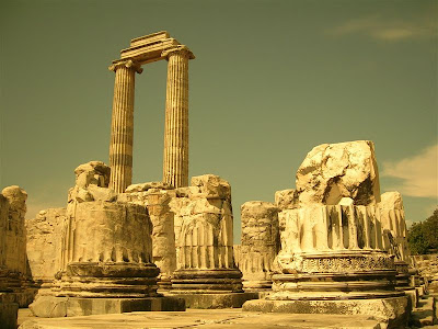 Greek Temple-Apollon Temple