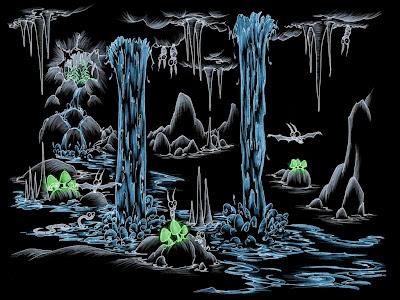 Animated Desktop Waterfalls Wallpaper
