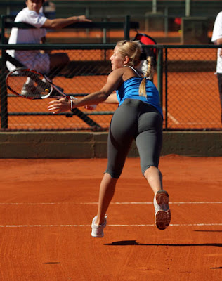 Alona Bondarenko Hot Tennis Video Pics