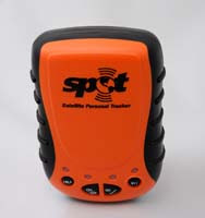 Spot Satellite Messenger with GPS Tracking