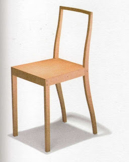 Le style et la mati re take a seat for Plywood chair morrison