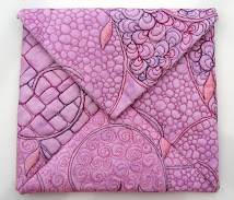 QUILTED ENVELOPE BAG