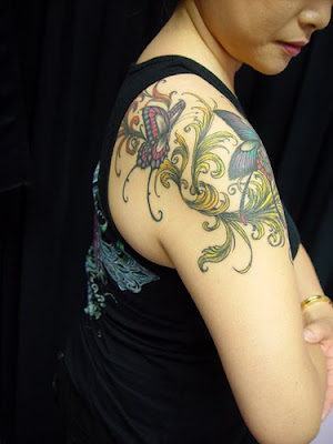 The New Popular Asian Tattoo Modes