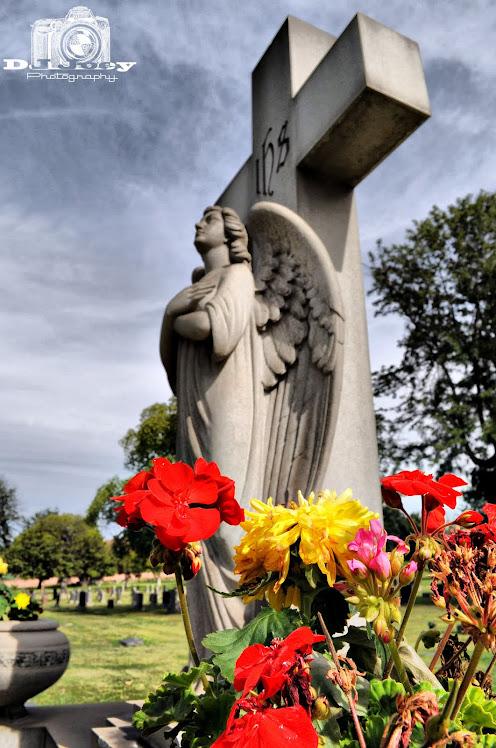 Angel & The Cross