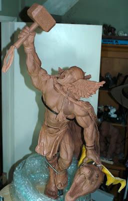 Thor art