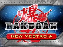 Bienvenidos a bakugan New Vestroia