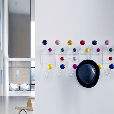 Eames Hang It All Modern Design By Moderndesignorg Enchanting Eames HangItAll Coat Rack