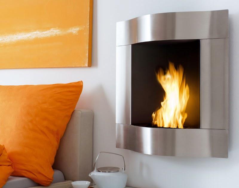 Modern chimney free fireplace modern design by moderndesignorg