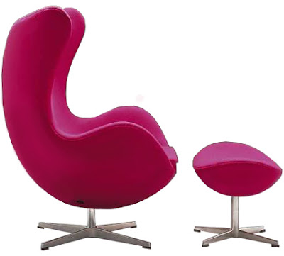 The Arne Jacobsen Egg Chair is one of the true icons of modern furniture