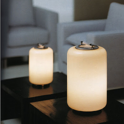 Modern Murano Glass Table Lamps