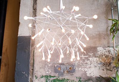 Patrick Townsend Orbit Chandelier Areaware USA. & Orbit Chandelier by Patrick Townsend | modern design by moderndesign.org