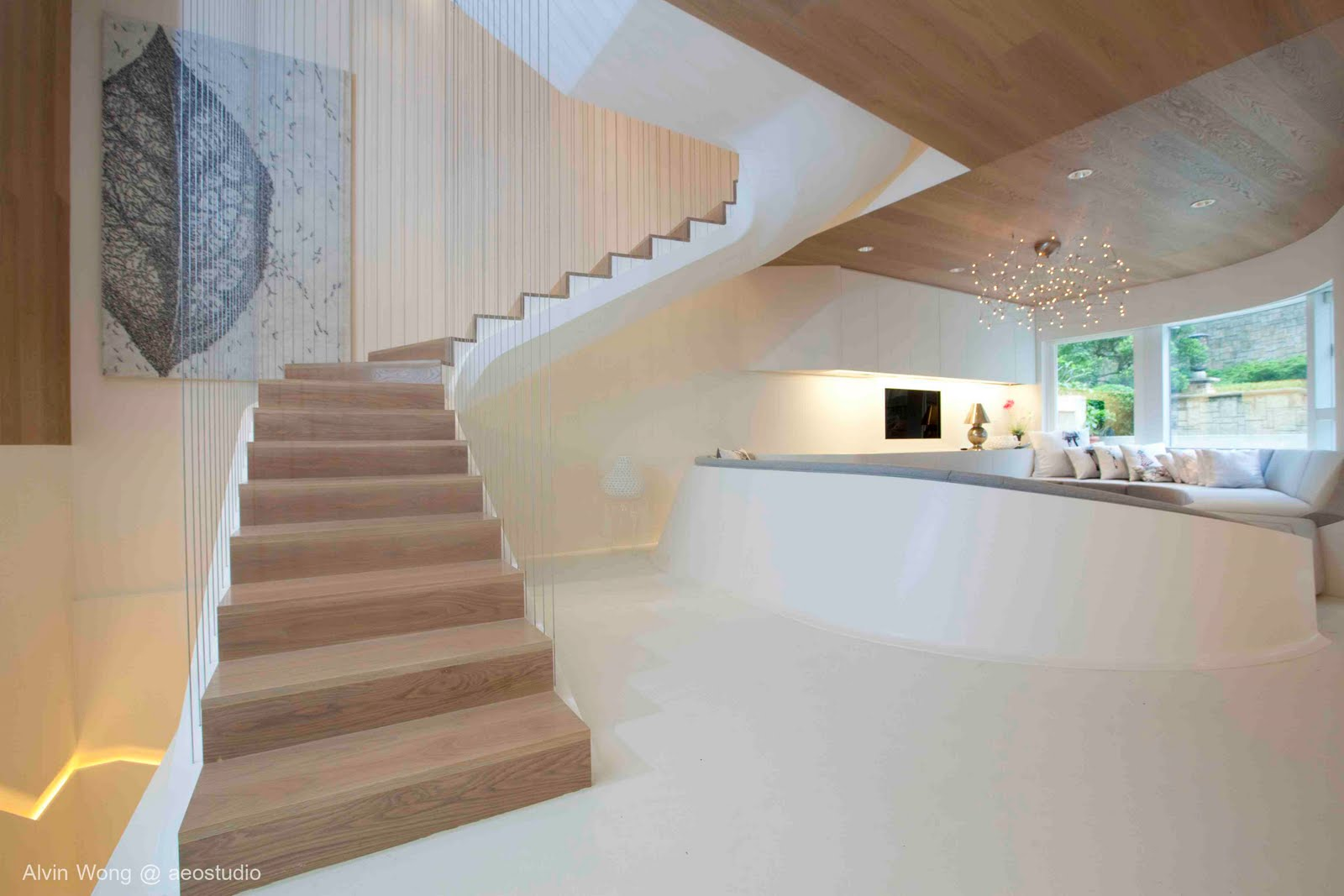 Annette chu architecture modern design by for Modern architectural interior designs