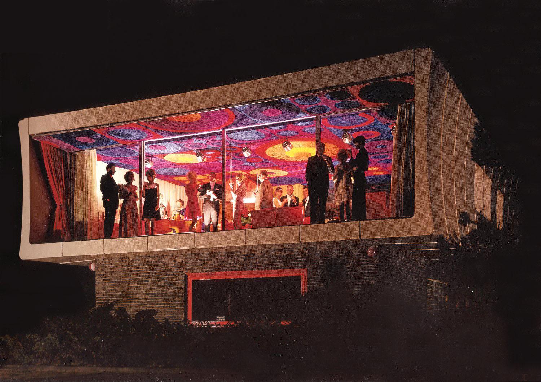 Fiberglass Interior Design Architecture Modern Design