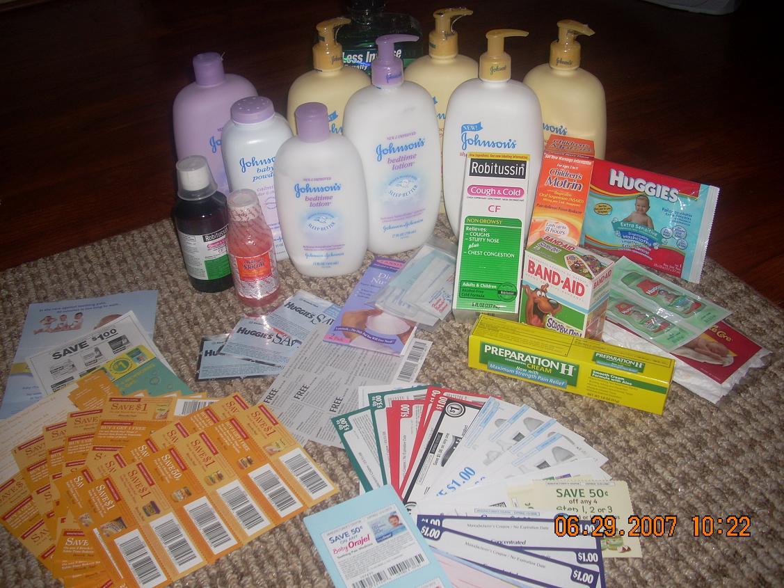 Free Stuff Free Baby Stuff - Baby freebies