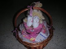 OUR PRODUCT - DIAPER CAKE FOR GIRLS