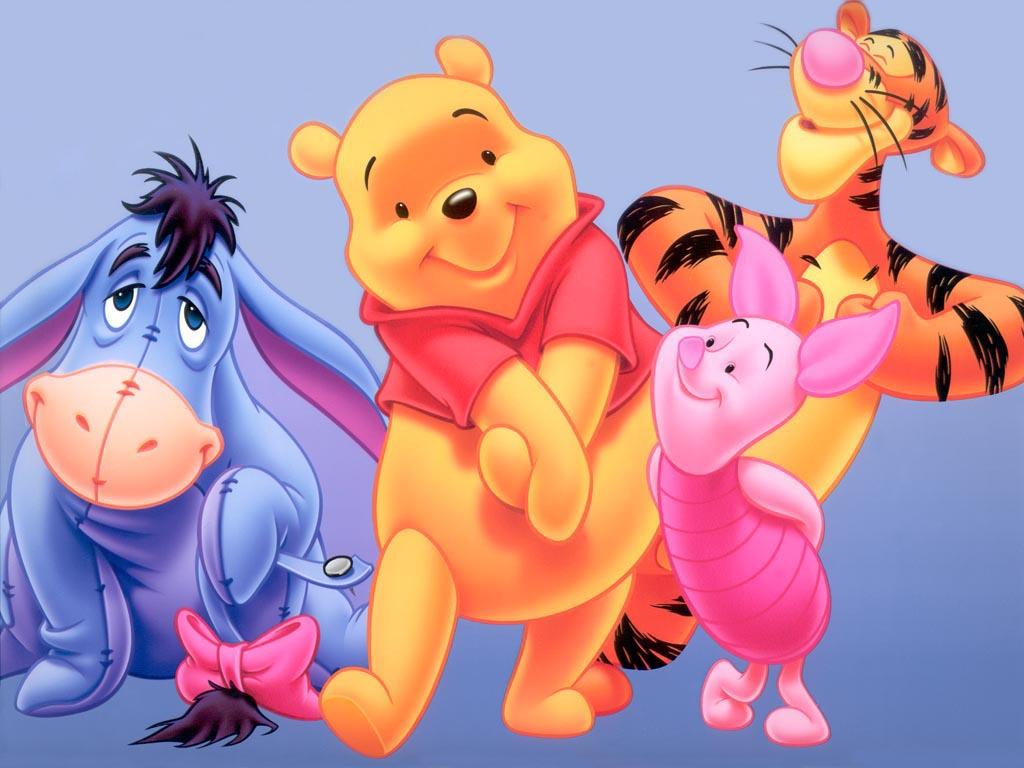 Pirulo txou bob esponja v winnie the pooh - Winnie the pooh and friends wallpaper ...