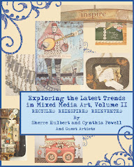 Exploring The Latest Trends In Mixed Media Art, Volume II: Recylcled, Reinspired, Reinvented