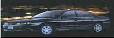 Proton Perdana V6, 5 seater, RM250