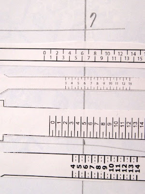 Printable Ring Size Tape