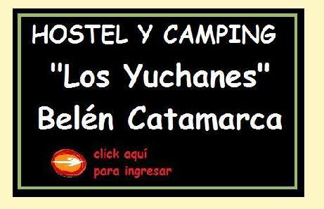 Hostel y Camping Los Yuchanes