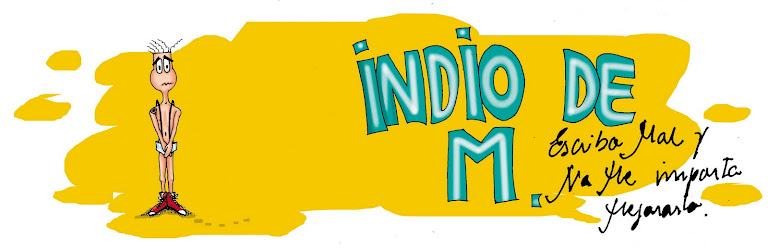 INDIO DE M