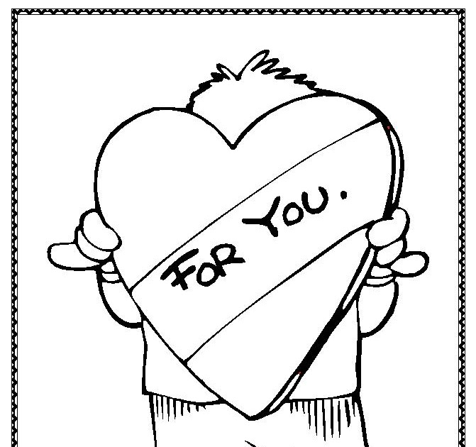 true love coloring pages - photo#20