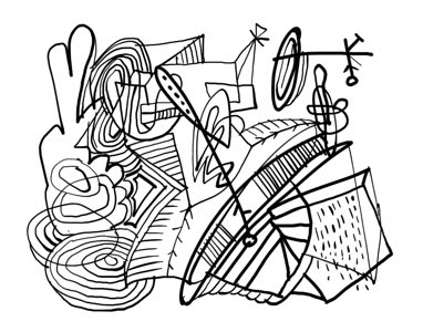 Abstract Coloring Pages on Can You Imagine This Coloring Pages
