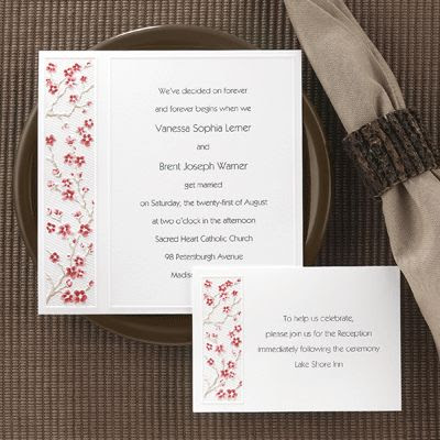 elegant wedding invitations Wow My eyes open when I saw this wedding