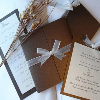 lux wedding invitations cards
