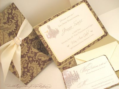 ethnic wedding invitations cards