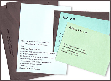 choose wedding invitations cards