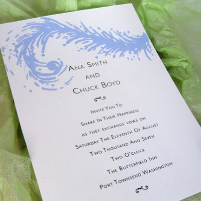 Wedding Invitation Wordings at Destinations