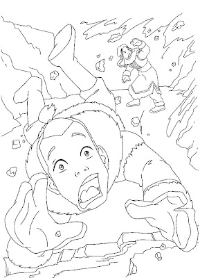 Avatar Coloring Pages image