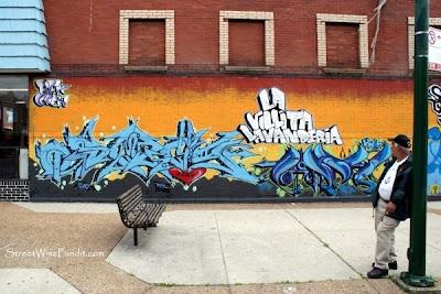 chicago graffiti alphabets