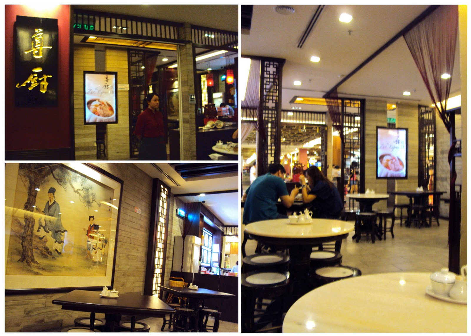 The Zun Express @ The Garden, Mid Valley | Malaysian Flavours