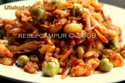 Image Result For Resep Masakan Sunda Ulukutek Leunca