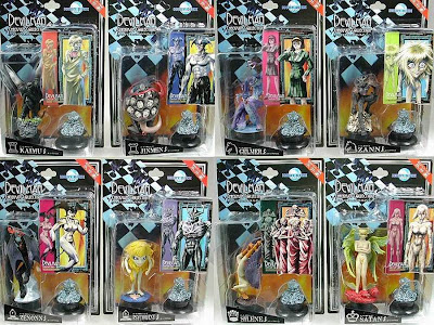 Devilman Chess Set – Japan