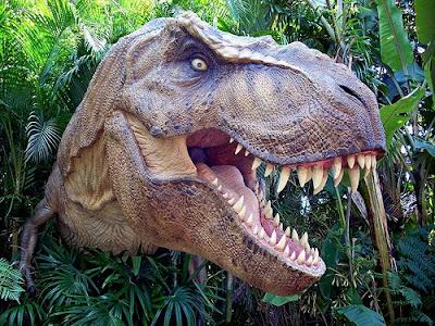 Tyrannosaurus Rex Detailing