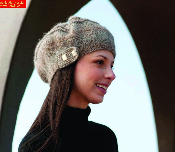Cascade Yarns Blog Free Pattern Eco Duo Slouch Hat