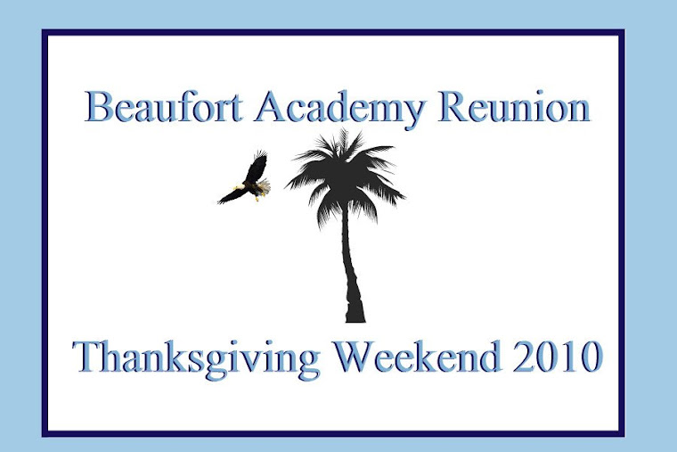 Beaufort Academy Reunion