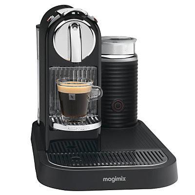 magimix m190 citiz milk nespresso machine gadgetinn 39. Black Bedroom Furniture Sets. Home Design Ideas