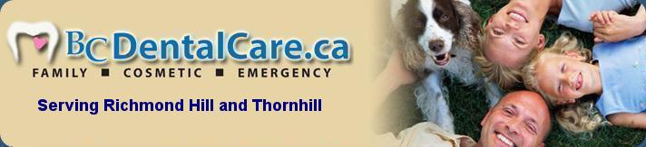 Dentist Richmond Hill | Family Dental Care & Cosmetic Dentistry