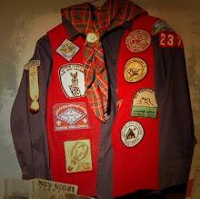 Cub Scout Brag Vest