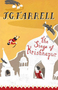 The Siege of Krishnapur J.G. Farrell