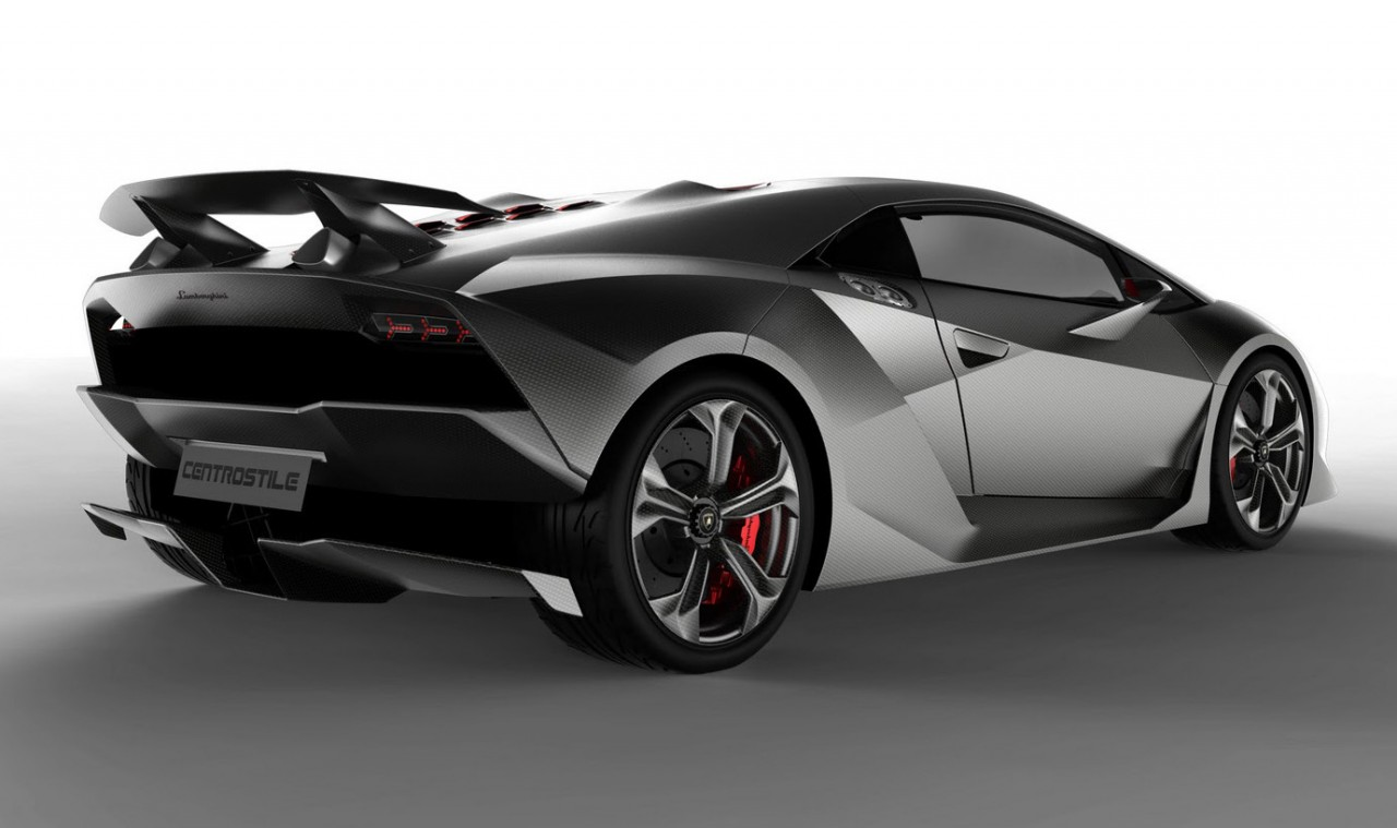 In Keeping With Lamborghiniu0027s New Philosophy That Sees Advanced  Construction Techniques And Handling Take The Priority Away From Raw Power,  The Sesto ...