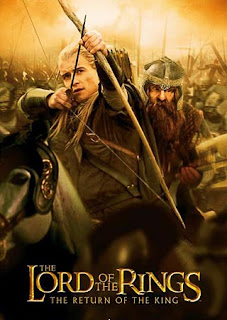 Ravi Jay Lord of the Rings Legolas
