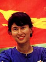 Ravi Jay: Aung San Suu Kyi